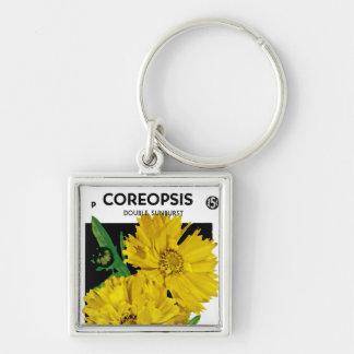 Coreopsis キーホルダー