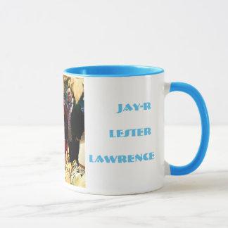 Corey、ジェイR、レスター及びLarenceのコーヒー・マグ マグカップ
