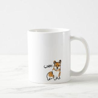 corgi mag コーヒーマグカップ