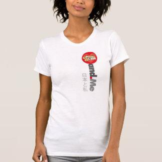 corgidogiはjapandを愛します。私 tシャツ