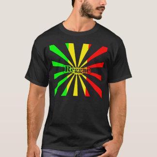 Cori Reithのラスタのレゲエのラスタ Tシャツ