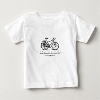 Corinthiansのバイク ベビーTシャツ