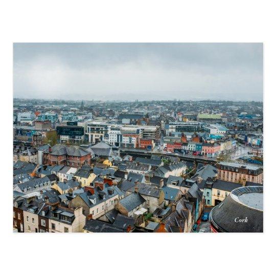 Cork city ポストカード