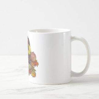 CornucopiaAbundantFruit091711 コーヒーマグカップ