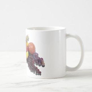 CornucopiaofFruit022111 コーヒーマグカップ