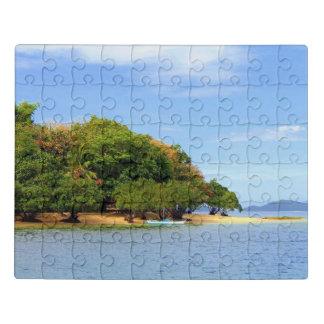 Coronの島 ジグソーパズル