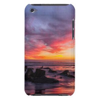 Coronadoからの太平洋上の日没 Case-Mate iPod Touch ケース