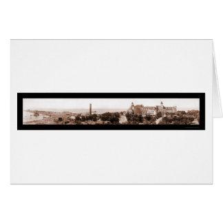 Coronadoサンディエゴカリフォルニアの写真1908年 カード