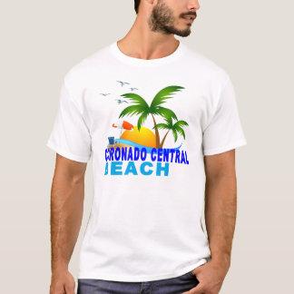 CORONADO中央BEACH.png Tシャツ
