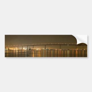 Coronado橋 バンパーステッカー
