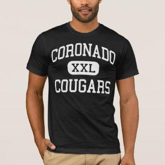Coronado -クーガー-高Hendersonネバダ Tシャツ