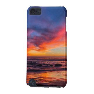Coronado 2からの太平洋上の日没 iPod touch 5G ケース