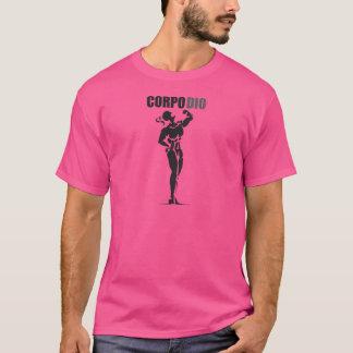 Corpo Dioのピンク Tシャツ