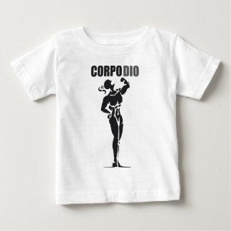 Corpo Dioのベビーのワイシャツ ベビーTシャツ