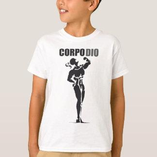 Corpo Dioの子供のワイシャツ Tシャツ