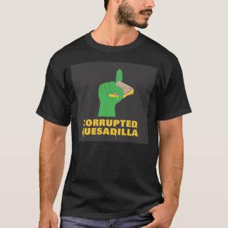 CorruptedQuesadillaBlack Tシャツ