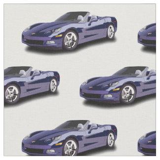 Corvette Convertible Fabric ファブリック