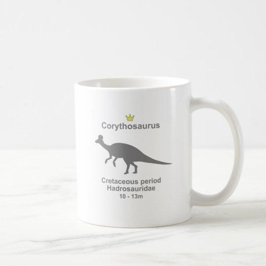 Corythosaurus g5 コーヒーマグカップ