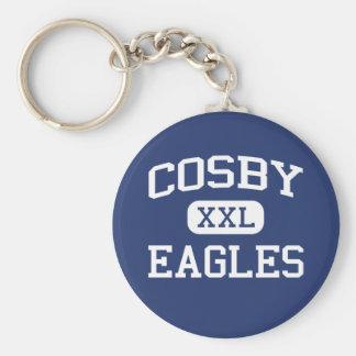 Cosby -イーグルス-高等学校- Cosbyテネシー州 キーホルダー