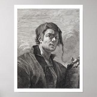 Cosi著刻まれるゲリットvan Honthorst (1590-1656年) ポスター