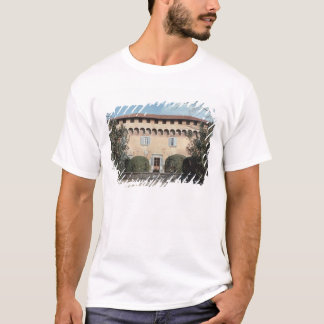 Cosimoのために設計されている正面の眺め Tシャツ
