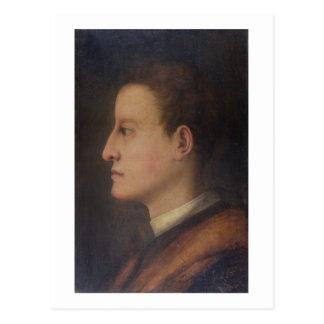 Cosimoのde Medici若者、c.15としてI (1519-74年) ポストカード