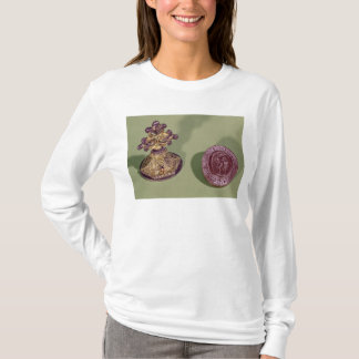 Cosimo de Mediciのシール Tシャツ