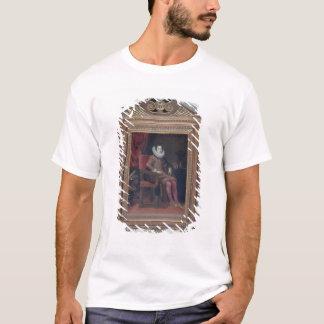 Cosimo IIのde'Medici (1590-1621年)のポートレート(油o Tシャツ