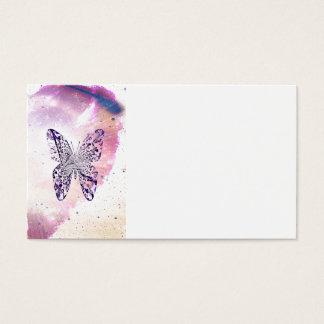 Cosmic Butterfly 名刺