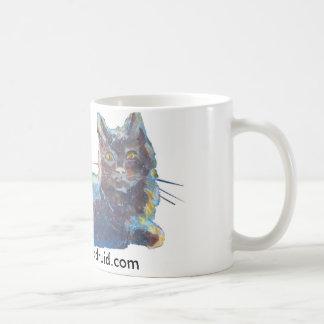 Cosmoは、www.themarkofadruid.com切り取りました コーヒーマグカップ