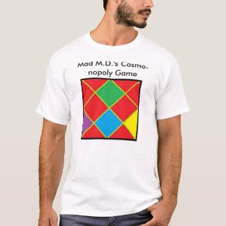 Cosmo-nopolyのゲームのティー Tシャツ