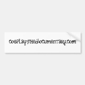 Cosplay: 文書の公式のバンパーステッカー2! バンパーステッカー