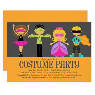 Costume Party カード