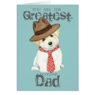 Coton de Tulear Dad カード