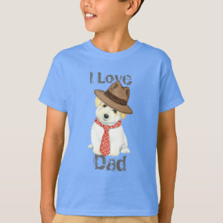 Coton de Tulear Dad Tシャツ