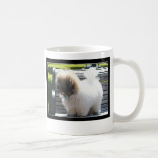 Coton de Tulear Puppyのマグ コーヒーマグカップ