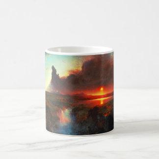 Cotopaxiの火山マグ コーヒーマグカップ