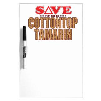 Cottontop Tamの保存 ホワイトボード