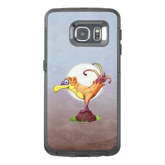 COUCOUの鳥の外国のSamsungの銀河系S6の端の   場合SS オッターボックスSamsung Galaxy S6 Edgeケース