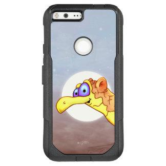COUCOUの鳥2のエイリアンのGoogleピクセルXL CS オッターボックスコミューターGoogle Pixel XL ケース