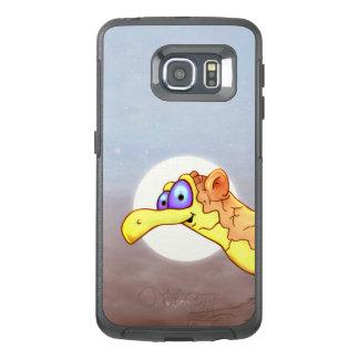 COUCOUの鳥2の外国のSamsungの銀河系S6の端SS オッターボックスSamsung Galaxy S6 Edgeケース