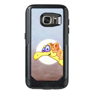 COUCOUの鳥2の外国のSamsungの銀河系S7の   CS オッターボックスSamsung Galaxy S7ケース