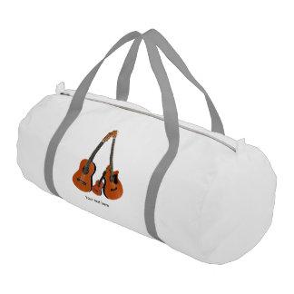 Counrtyのフォーク・ミュージックの音響の楽器 ジムバッグ