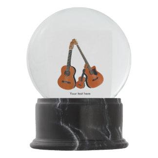 Counrtyのフォーク・ミュージックの音響の楽器 スノーグローブ