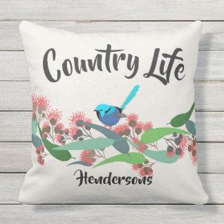 Country Life Australian Bush クッション