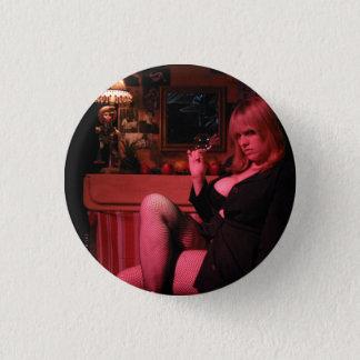 Courtneyの騎士泡ボタンのタイプ2 3.2cm 丸型バッジ