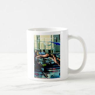 … cover2、出版するBellissima LLを訓練することを気にして下さい コーヒーマグカップ