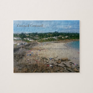 Coverackのビーチのコーンウォールイギリスの写真 ジグソーパズル