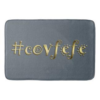 #covfefe! バスマット