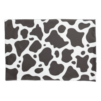 Cow pattern background 枕カバー